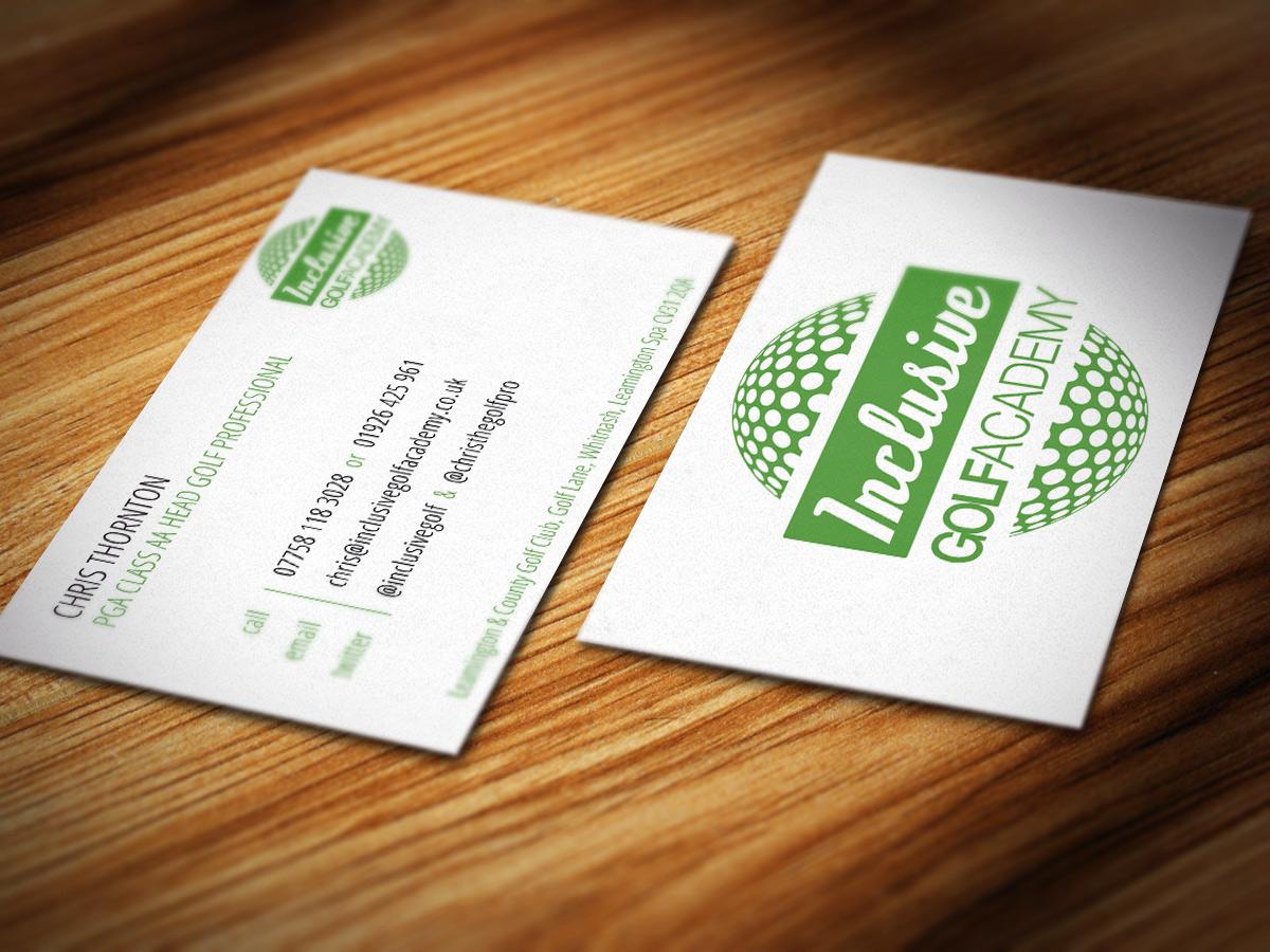 Derby web development your web designer inclusive golf business inclusive golf business cards colourmoves